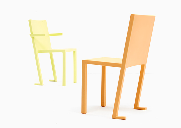 Philippe Starck's Open Source Furniture Lets You Try Your Hand at Design