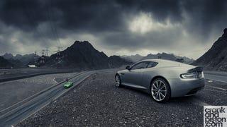 Aston Martin DB9 vs Bentley Continental GT Speed