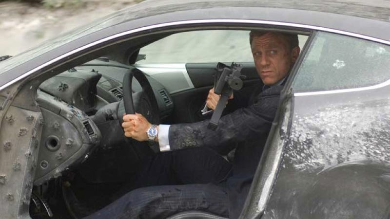James Bond Just Got A New York State Driver's License