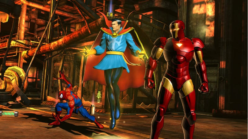 Guess Which Character Marvel Worried Capcom Would Get Wrong?
