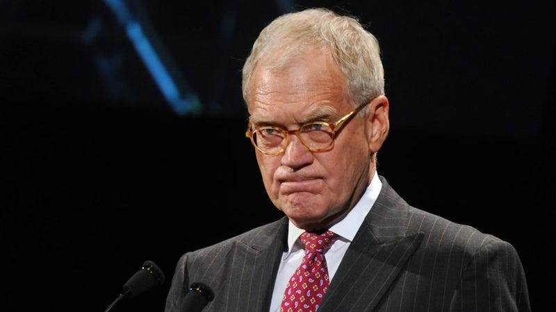 Letterman Fires Scout For Blabbing About Sexist Bookings