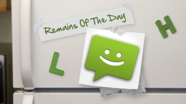 Remains of the Day: Android Vulnerable to SMS Spoofing