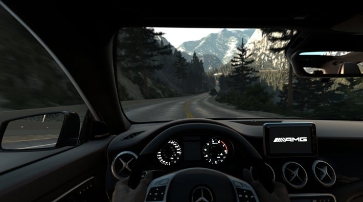 DriveClub Is 30FPS For The Same Reason Other Games Are, Director Says