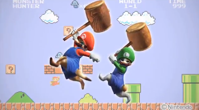 I Might Have Nightmares About Mario and Luigi's Latest Gaming Cameo