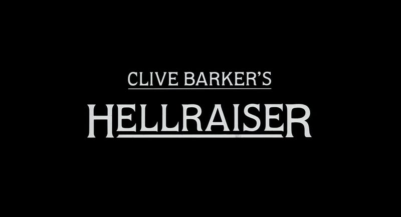 All The Weirdest Secrets You Never Knew About Clive Barker's Hellraiser