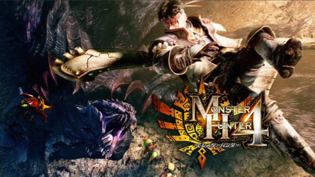 Rumor: Monster Hunter 4 Is Headed to the PS Vita [Update]