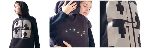 Huggable Electric Hoodies for Couples: A Visual Ipecac