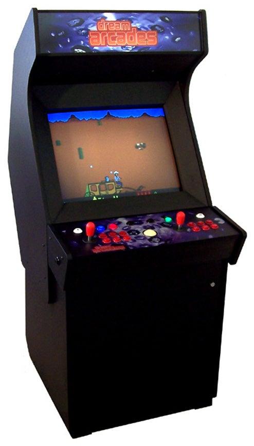 Dreamcade Vision 29, Big Screen Arcade Cabinet