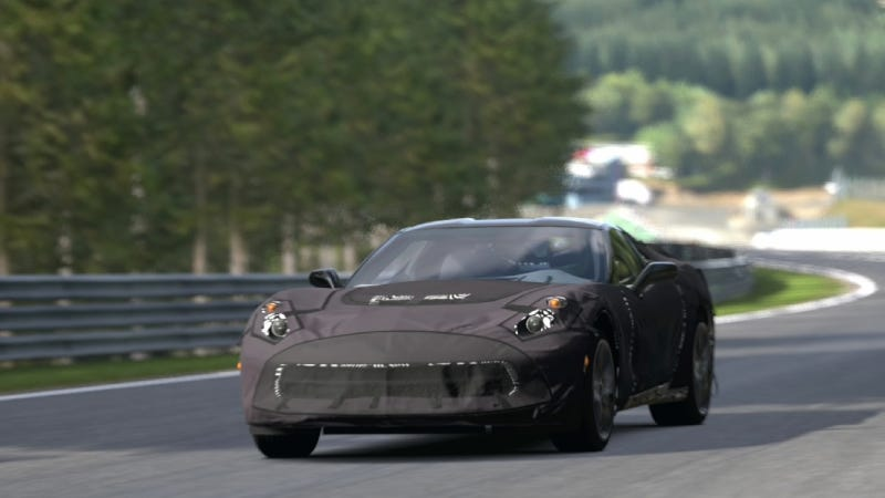 2014 Chevrolet Corvette: First (Virtual) Drive