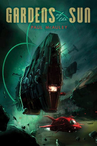Let Paul McAuley school you on how to talk about science fiction
