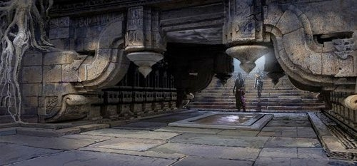 Prince of Persia Concept Art
