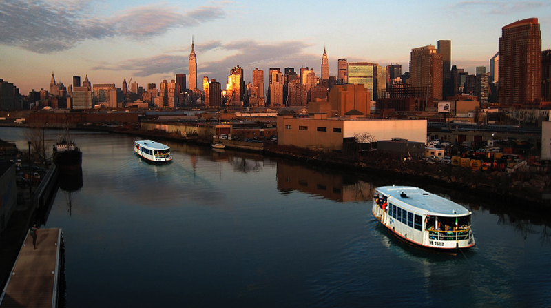 Floating Balloon Bridge Could Help Replace New York City's Failing Subways