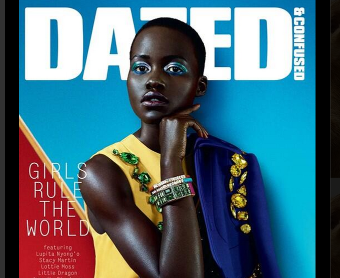 Die Over This Gorgeous Magazine Cover Featuring Lupita Nyong'o