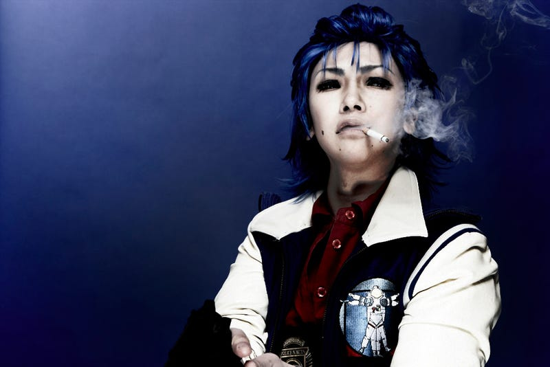 This Woman Cosplays Policenauts Like You Won't Believe