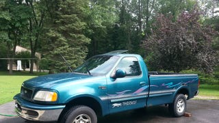 What does oppo think of my new truck/winter beater?