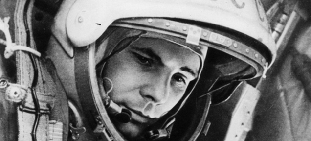 Let's Celebrate Yuri's Night, the 53rd Anniversary of Man's First Voyage to Space