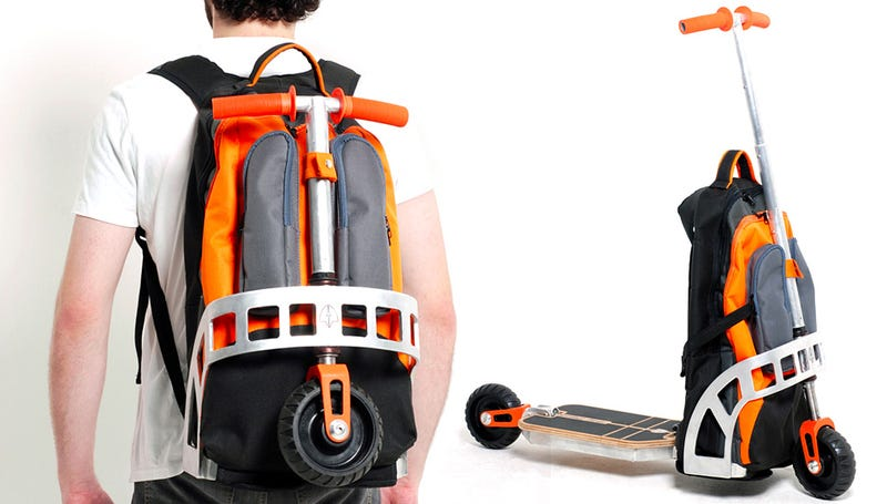 Backpack Scooter Has Already Made My Essential Travel Gear List