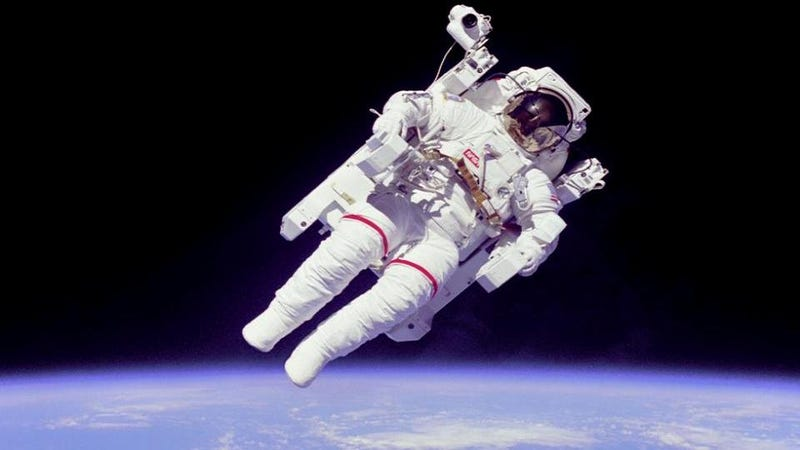 Why astronauts can't whistle in space