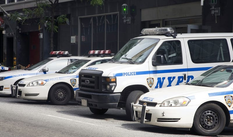 NYPD Officer Commits Suicide Outside of Brooklyn Police Station