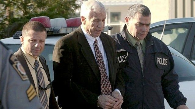 How Much Goddamn Bail Money Does Jerry Sandusky Have?