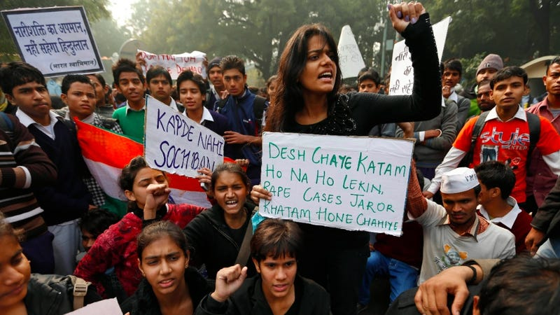 Four Men Found Guilty of Last Year's Brutal Gang Rape in India