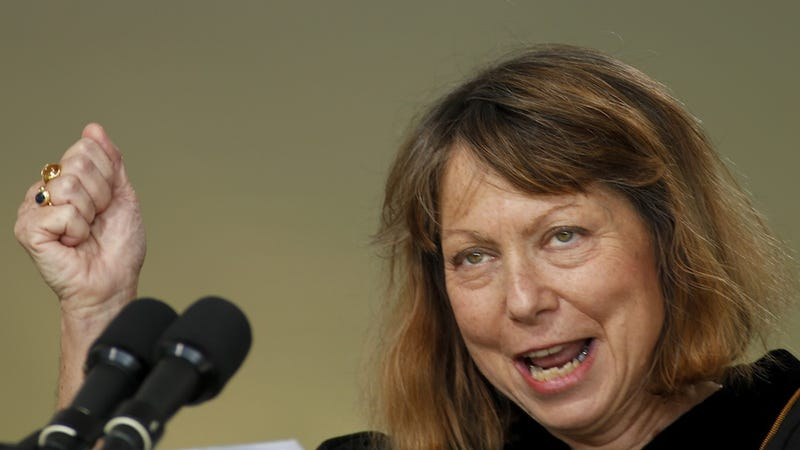 Was Jill Abramson Fired Because MISANDRY IS REAL? Wonders NY Post