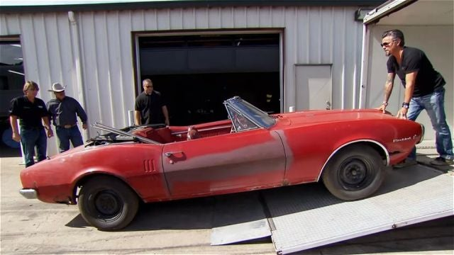 Two Pontiac Firebird Prototypes Found!