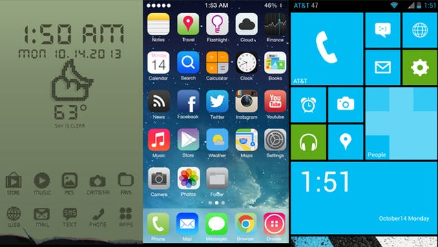 лаунчеры для Android - фото 7