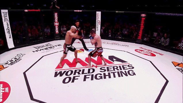 If MMA Doesn't Change, Someone Is Going To Die