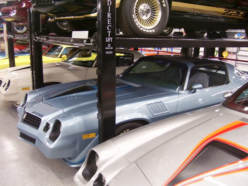 Gallery: Welcome To Billy Squier's F-Body Dream