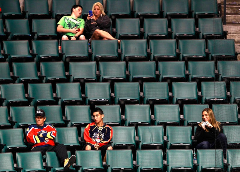 You Can Trade Losing Lotto Tickets For Florida Panthers Seats