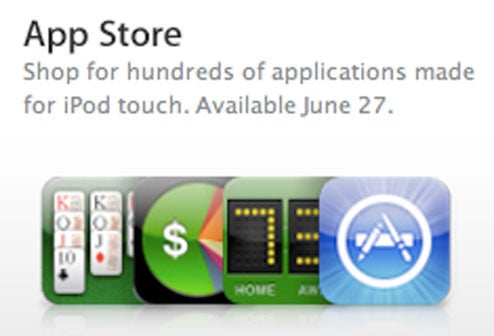 iPhone Firmware 2.0 Could Hit June 27