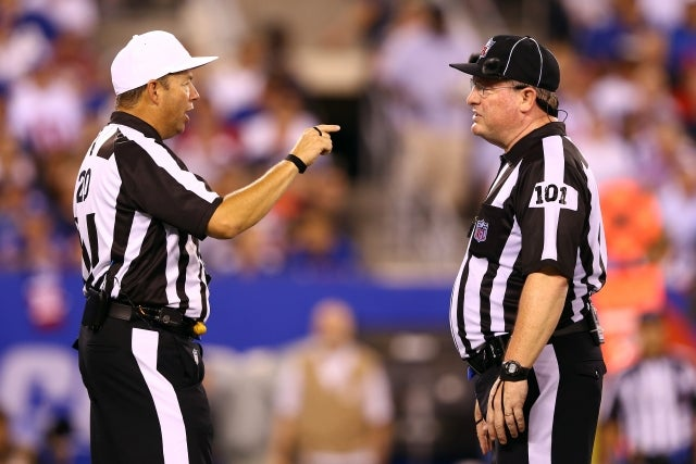 New Jersey State Senator Wants To Ban Replacement Referees