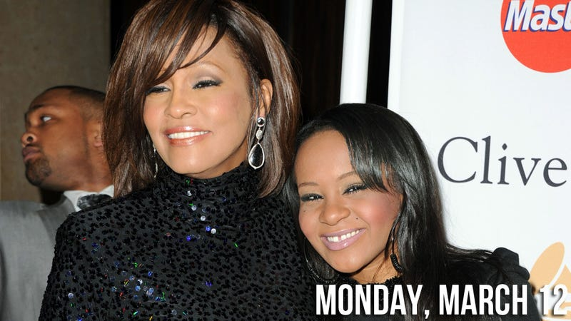 Bobbi Kristina Is Lovingly Haunted by the Ghost of Whitney Houston