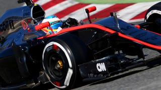 Fernando Alonso Out Of Hospital But Will Miss Last Formula One Test
