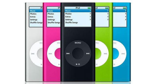A Visual History of the iPod Click Wheel (R.I.P.)