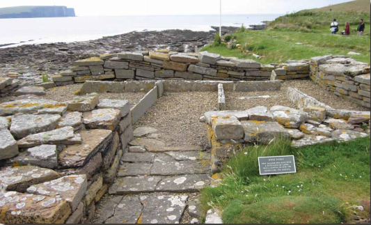 Archaeologists Mistake Viking Brewhouses For Bathhouses