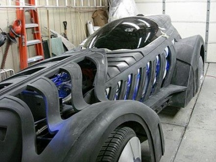 Batmobile Forever