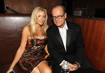 Kelsey Grammer's Real-Housewives-Wannabe Wife Files for Divorce