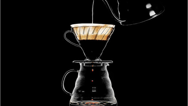 Pour Over Coffee Maker Vs Drip : Pour-Over Coffee Is an Intriguing Alternative for Coffee Snobs