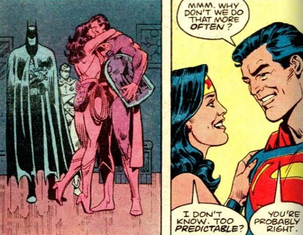 Why Superheroes Should Never Date Each Other