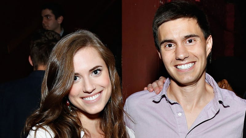 Things Continue to Work Out Just Fine for Allison Williams
