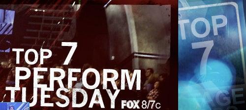 LIVE: American Idol, Season Nine, Top 7 Perform