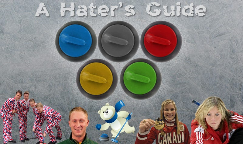A Hater's Guide to Olympic Curling: Sochi 2014