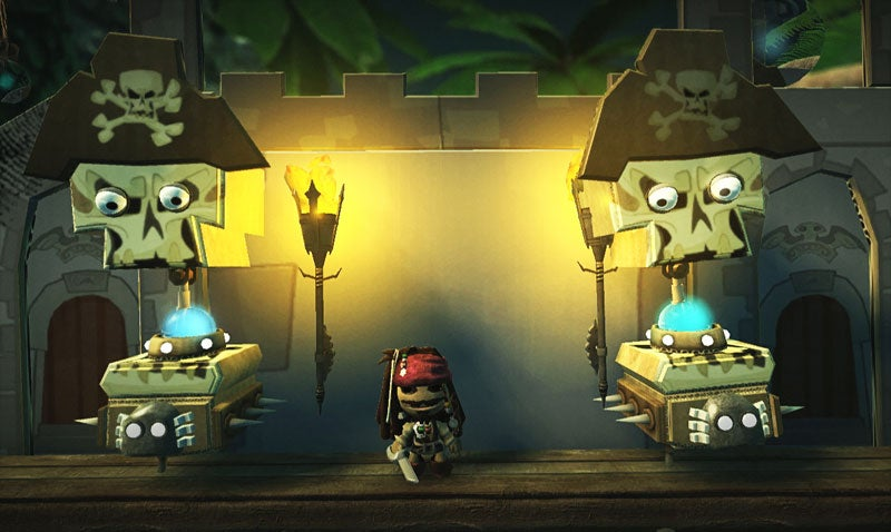 LittleBigPlanet's Pirates of the Caribbean Level Pack Priced, Dated, Explained, Arrrr!