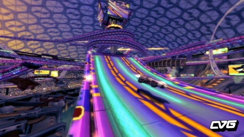Race Like Crazy, Through Future Sugarscape