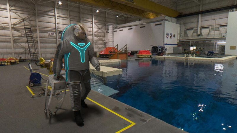 This design is leading in NASA's Spacesuit Design Vote