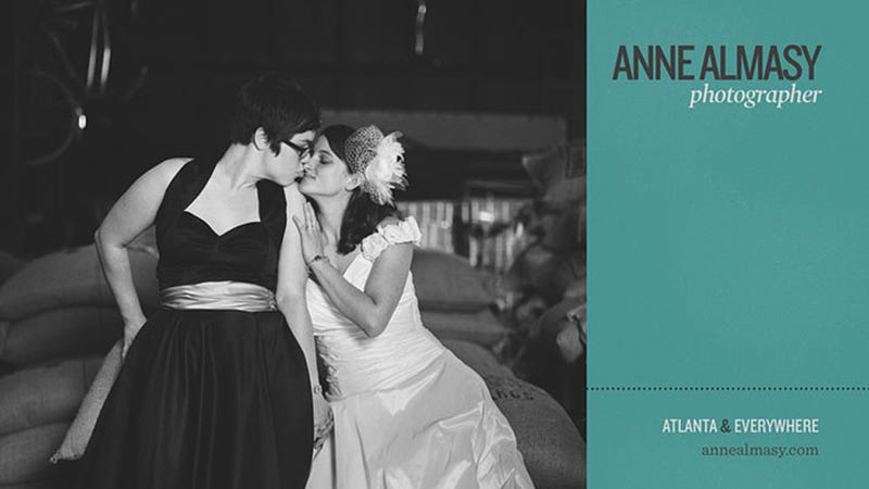 Wedding Magazine Rejects Ad Featuring Loving Photo of Lesbian Couple