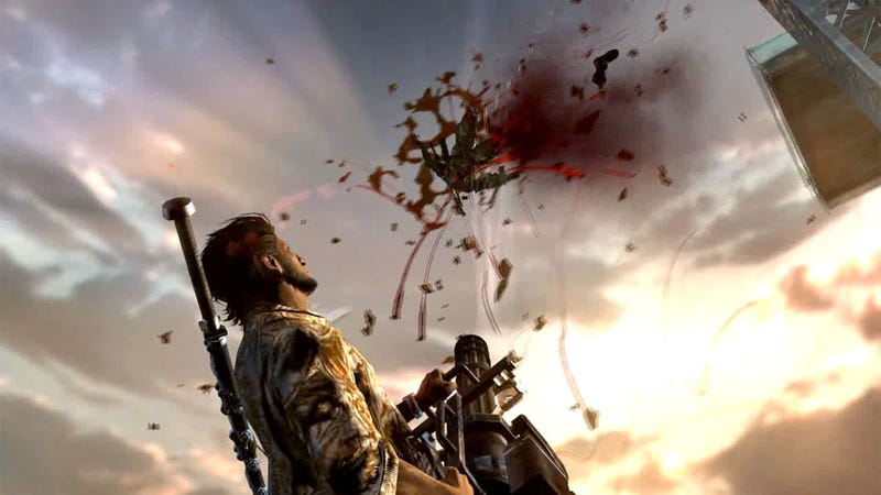 Three Things Devil's Third Might Have: Dildo Melee, Hard Gay and Wii U Support