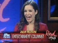 "Julia Allison Banned From ""Red Eye"""